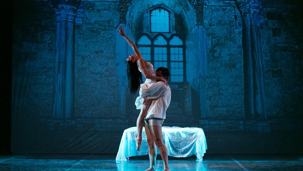 IKUVIUM BALLET -- Romeo e Giulietta
