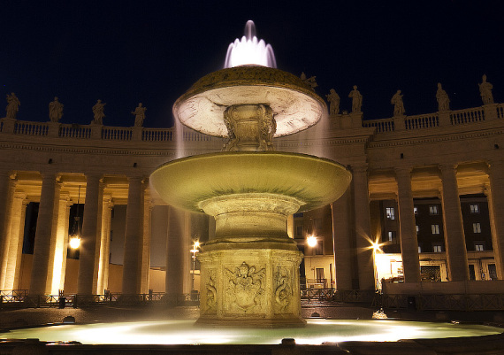 San Pietro - Città del Vaticano